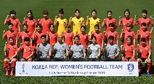 여자축구대표팀, 16강 기원 파이팅!