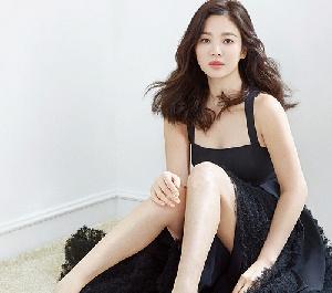 송혜교, 여신의 품격 클래스 다른 고...