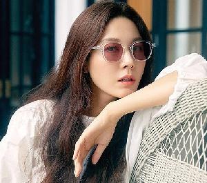 김하늘, 아름다운 여신 우아한 품위