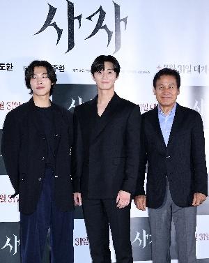 우도환-박서준-안성기, 기대되는 조합...