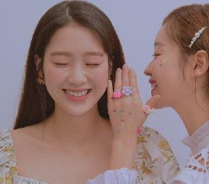 오마이걸, 천진난만한 소녀들의 플레이...