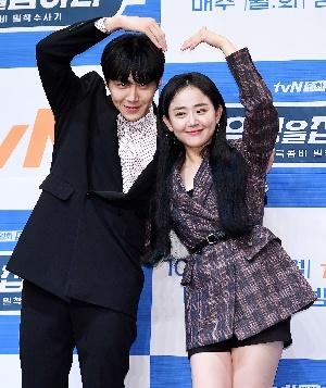 김선호-문근영, 달콤한 분위기!