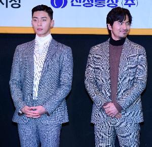 박서준-이진욱, 시크-부드러운 매력