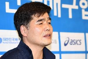 임도현 감독, 올림픽 진출 실패-아쉽다