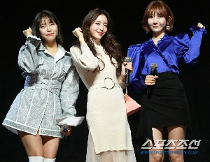 김희진-박성연-하유비, 미스트롯의 의리 과시!