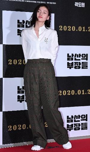 김용지, 보이시한 매력