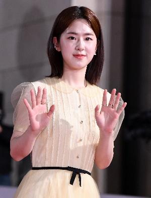 박혜수 싱그러운 인사