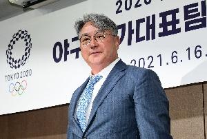 김경문 감독, 도쿄올림픽 최종