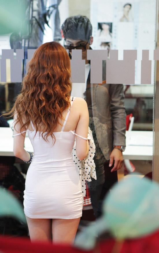 [tvN]인현왕후의 남자_1화 유인나 반전몸매_메일